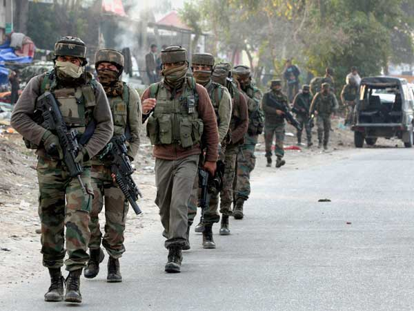 Soldiers One Civilian Killed Sunjuwan Army Camp Attack