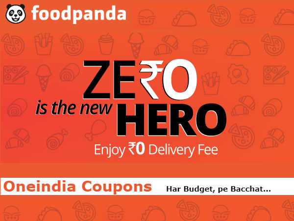 Foodpanda Your Valentine Zero Delivery Fee On Orders Hurry