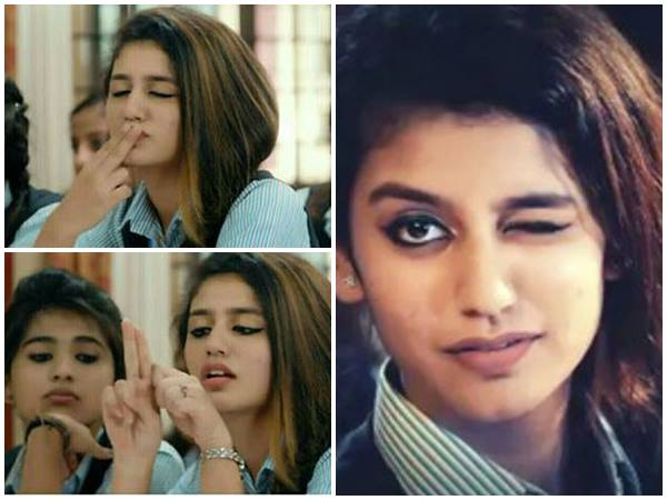 Priya Prakash Warrier Asked 2 Crore Rupees For Telugu Movie Report Spreading On Telugu Media