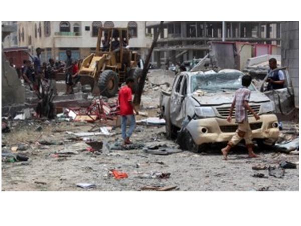 Twin Blast In Aden