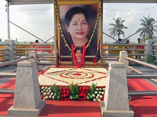 Police Constable Posted At Late Tamil Nadu Cm Jayalalithaa S