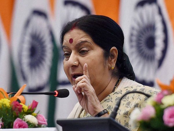 Why Sushma Swaraj Retweeted Congress Poll About Her Failure