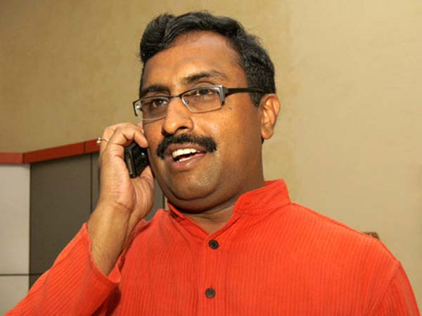 Lenin Statue Removed By People Who Put It Says Ram Madhav