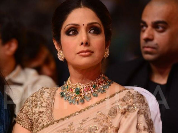 Sridevi Uncle Reveals Unknown Details About Her Life