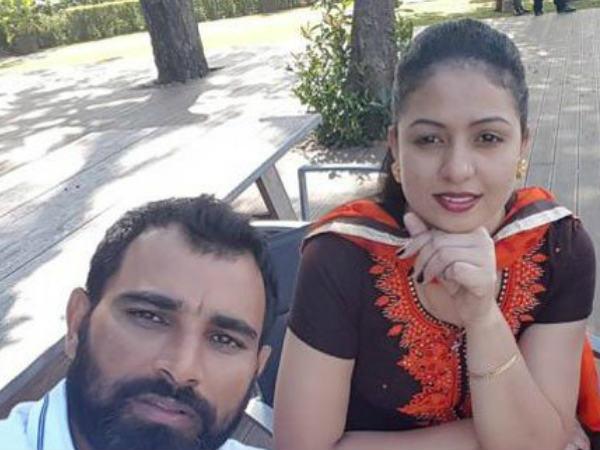 Mohammed Shami Reveals Who Is Alishba