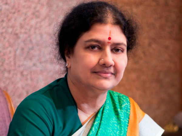 Sasikala Seeks 15 Days Parole To Attend Husband Natarajans Funeral