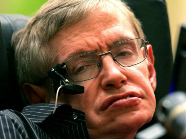 Stephen Hawking Died Decades Before Replaced With A Puppet