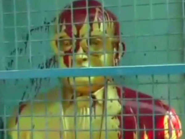 Ambedkar Statue Defected In Tamilnadu