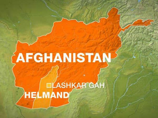 Afghanistan Deadly Car Bombing Helmand Stadium