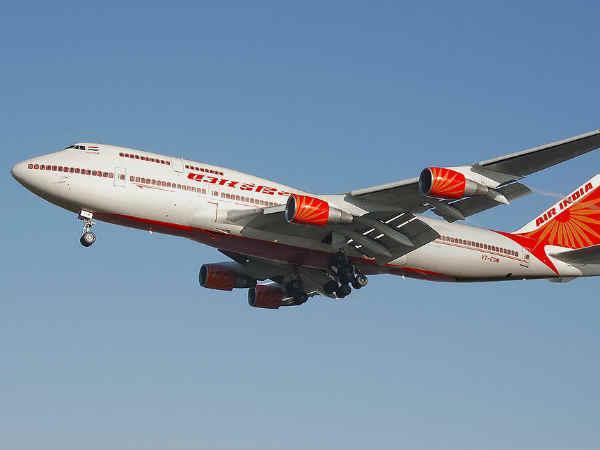 Air India Makes History Flying Israel Via Saudi Airspace