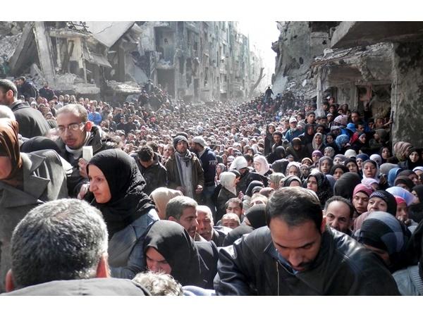 Rebels Retreat In Eastern Ghouta