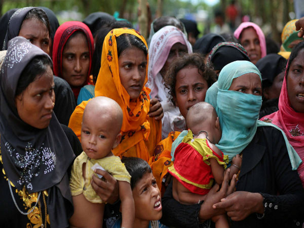Rohingya Backers Are Destabilising India Government