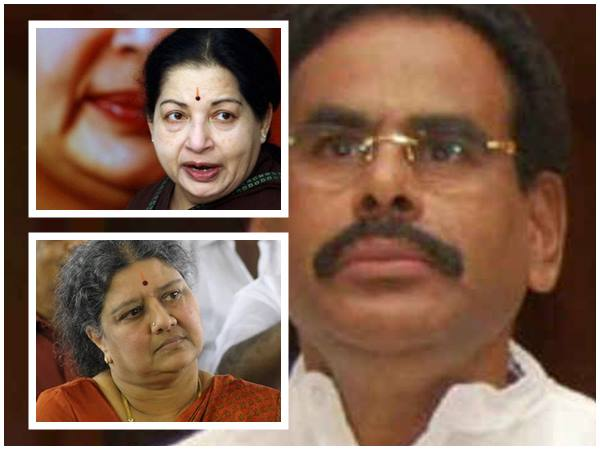 Who Was M Natarajan The Man Who Became One Of The King Makers In Tamil Nadu Politics