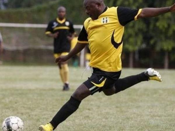 Football Games Of Burundi President
