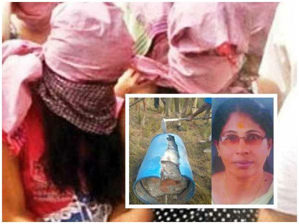 Sakunthala Murder Case New Twist