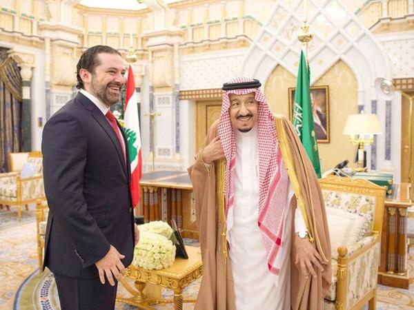 Lebanese Pm In Saudi Again