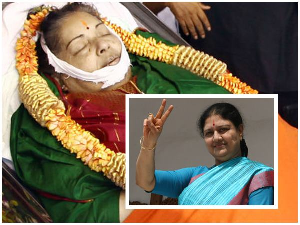 Jayalalithaa Regained Consciousness In Ambulance Sasikala Tells Inquiry Panel