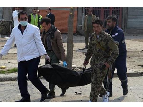 Killed In Taliban Attack