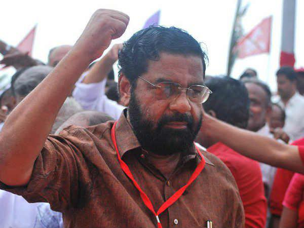 Kadakampally Surendran Against Rss