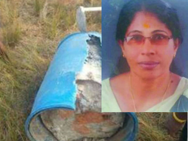 Kochi Shakunthala Murder Police Got The Details Behind The Murder