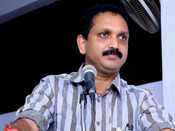K Surendran Aganist P Jayarajan