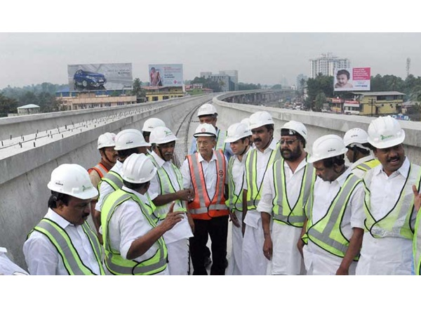 Udf Protest On Government Denied For Lite Metro