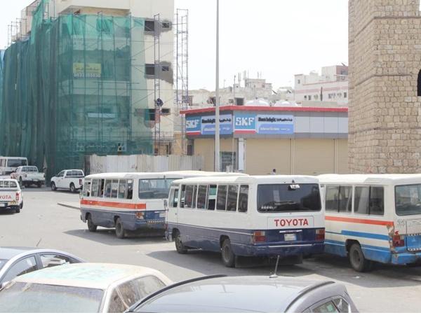 Saudi Bars Minibuses From Plying