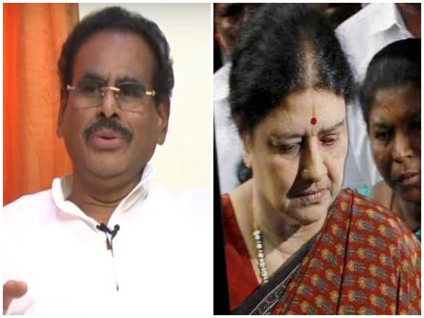 Vk Sasikalas Husband Natarajan Maruthappa Dies At 74 In Chennai