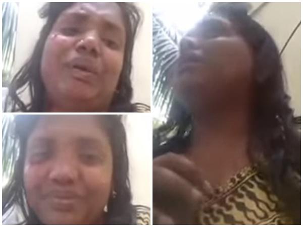 Save Me My Husband Tn Abuse Victim Kills Self Days After Video Cry Help