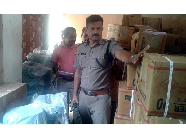 Explosive Found In Malapuram Police Start Investigation To Malapuram Native