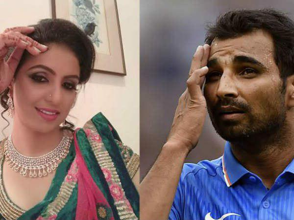 Hasin Jahan Called Ganguly Before Revealing Mohammed Shamis Affairs On Facebook