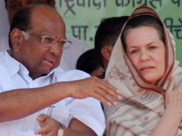 Rahul Gandhi Meets Ncps Sharad Pawar Hours After Bjps Bypoll Defeat