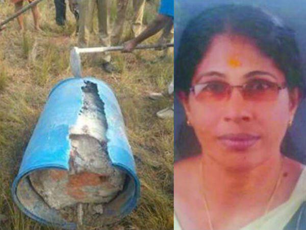 Udayamperoor Sakunthala Murder Malleolar Screw Became Crucial Evidence