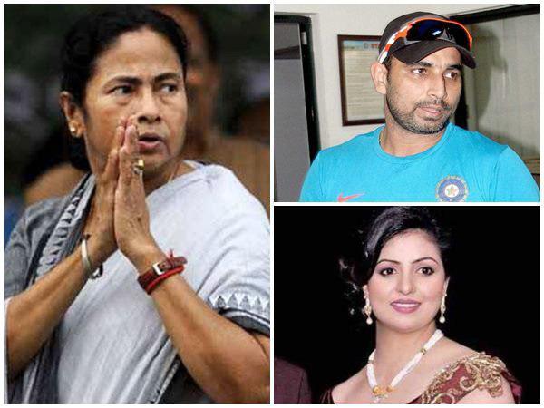 Hasin Jahan Wants To Meet West Bengal Cm Mamata Banerjee