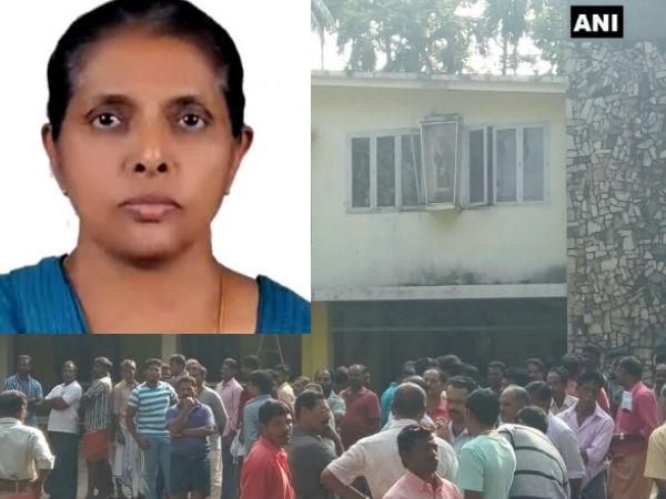 House Wife Found Murdered Puthanvelikkara Eranakulam