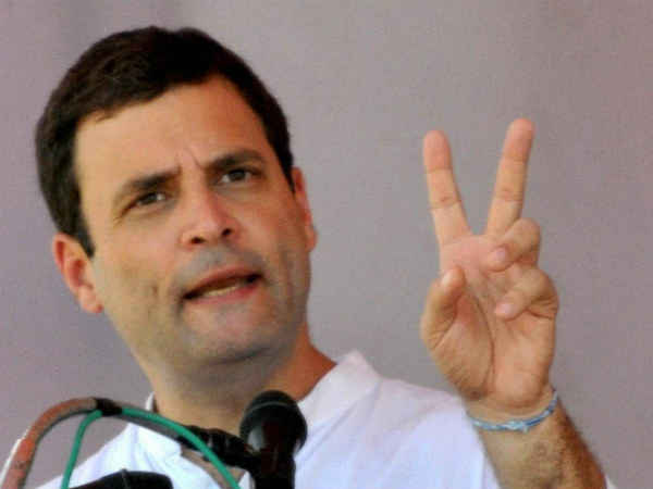 Demonetisation Should Have Been Thrown In The Dustbin Rahul Gandhi