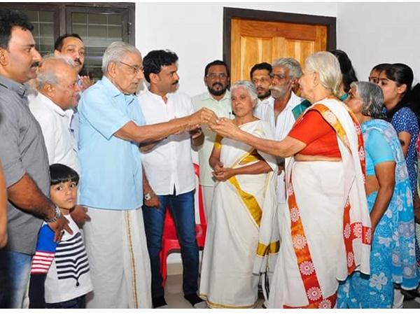 Velluvanad Vellalpad Raja Passed Away