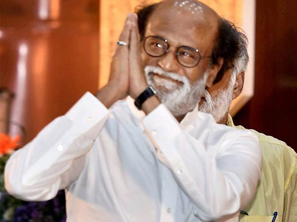 Rajinikanth To Deliver Debut Speech Talk To Students