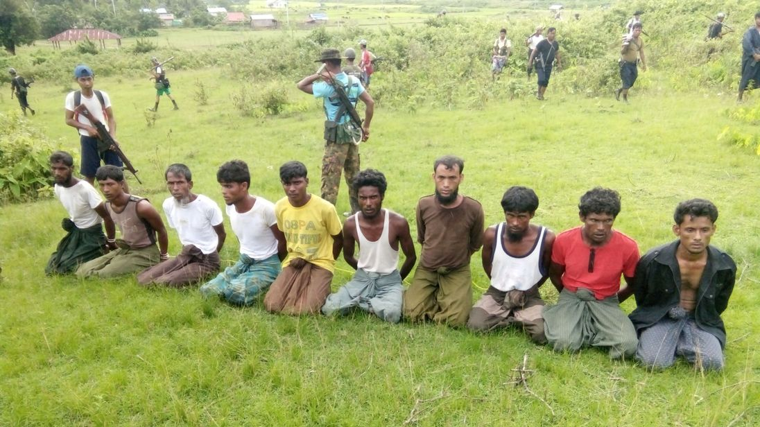 Un Rights Chief Agaisnt Myanmar