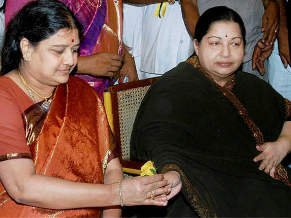 Sasikala Recalls Jayalalithaas Final Hours