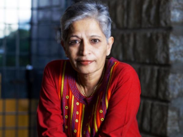 Bengaluru Police Questions Murderer Of Gauri Lankesh