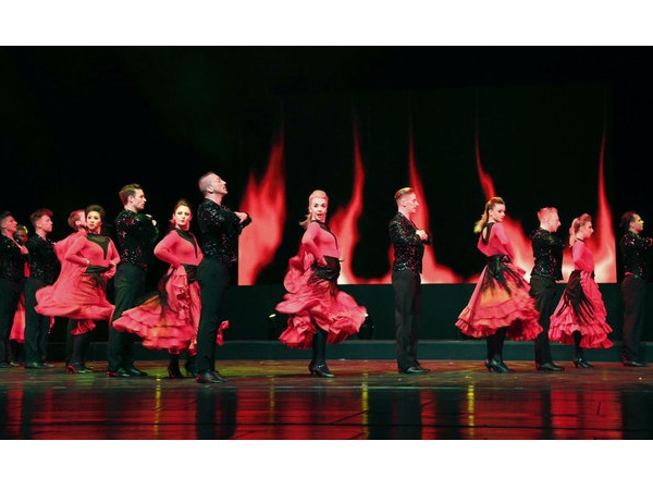Irish Dance Enthrals Saudi Audience