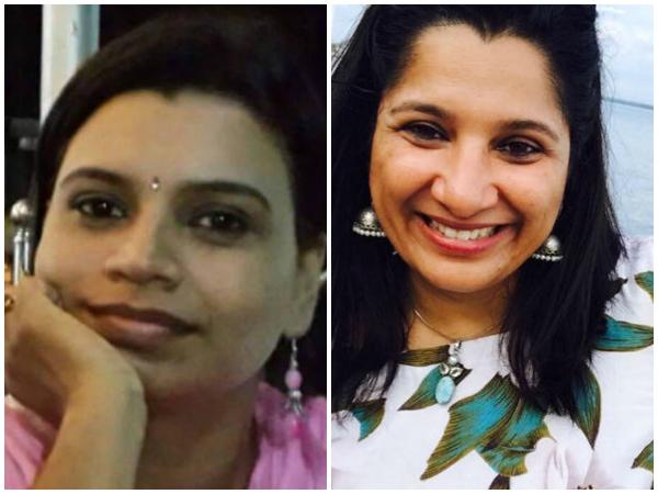 Nisha Devdas Facebook Post Against Sunitha Devdas