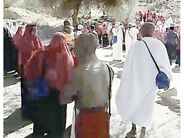 Fake Pilgrim Centers Destroyed In Taif