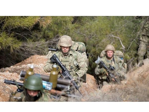 Turkey Military Encircles Afrin