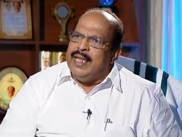 Minister G Sudhakaran S Speech Against Vayalkili Strike