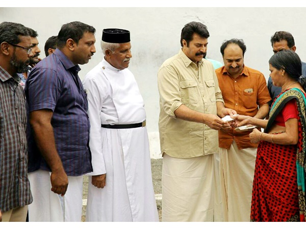 Actor Mammooty Helped Died Youth S Family In Malappuram
