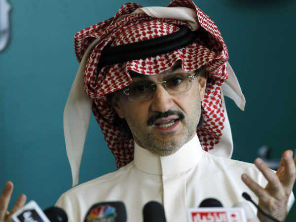 Saudi Prince Alwaleed Reached Secret Agreement Government