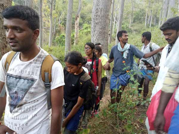 Kurangani Range Officer Suspended On Forest Fire Death At Theni