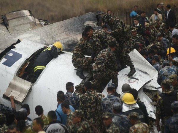 Bangladesh Plane With 67 Passengers Crash Lands At Nepal Airport